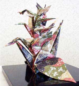 千纸鹤,千颗心 ——说说日本的折纸