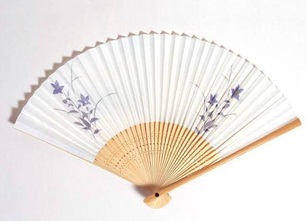 画在扇子上的图案图片-纪录客讲坛 从中国的团扇到日本的折扇