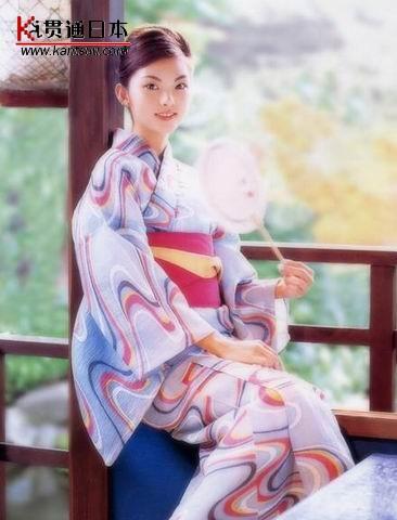 日本和服美少女――贯通日本文化频道