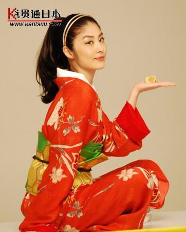 穿日本和服拍摄月饼广告火炬手陈慧琳引争议(2)