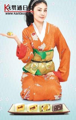 穿日本和服拍摄月饼广告火炬手陈慧琳引争议(5)