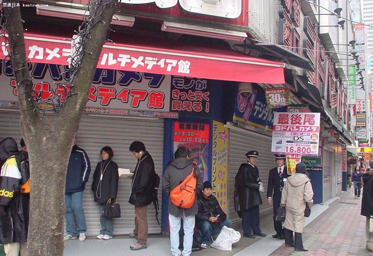 日本文化知多少:日本排队文化