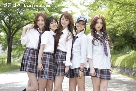 日本男人喜欢高中女生的原因揭秘