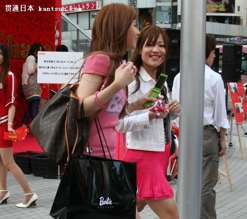 日本女生生活大调查