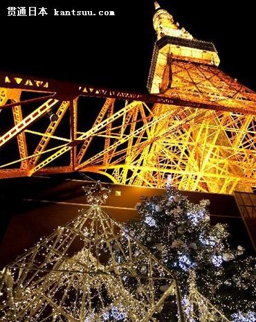 日本人如何过圣诞节!盘点日本冬天约会的人气景点