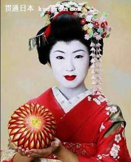 八一八日本艺妓的前世今生