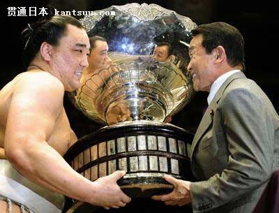 日本历史:日本の国技――相扑