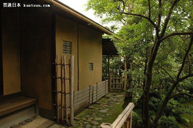 日本茶庭的美学境界