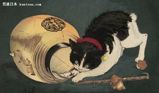 【大家】日本人与猫