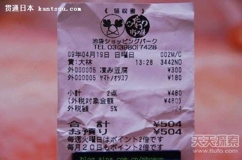日本物价高得离谱 看100元人民币能买啥