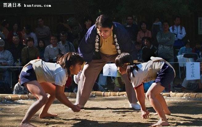 女子相扑现已转型(图/东南网)