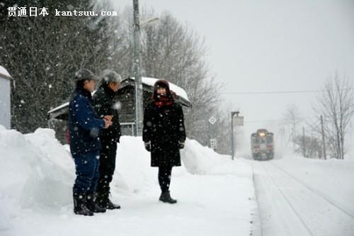 日本一人车站关闭