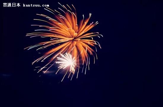 迷人的日本烟火大会 今年又要惊艳天空啦1