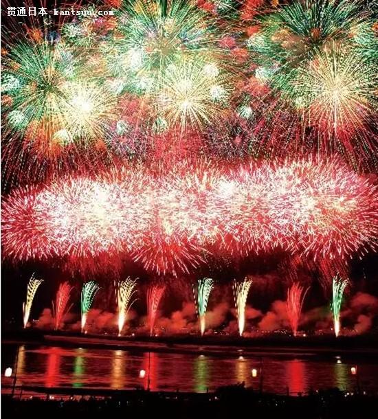迷人的日本烟火大会 今年又要惊艳天空啦18